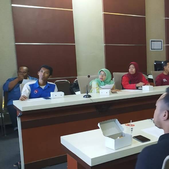 Rapat Koordinasi Persiapan Tinjau Lapangan Implementasi Program Smart City 2020